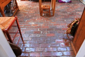 fairview kitchen pavers