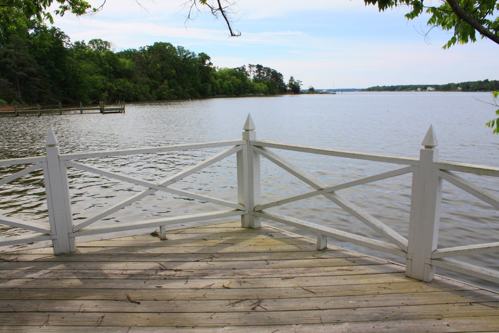 6 Waterside Wharf Railing
