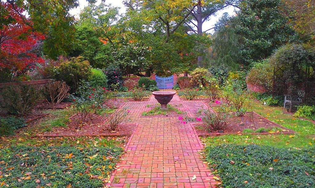 Gillette Garden in November